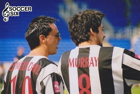 DAVE VITTY & COLIN MURRAY