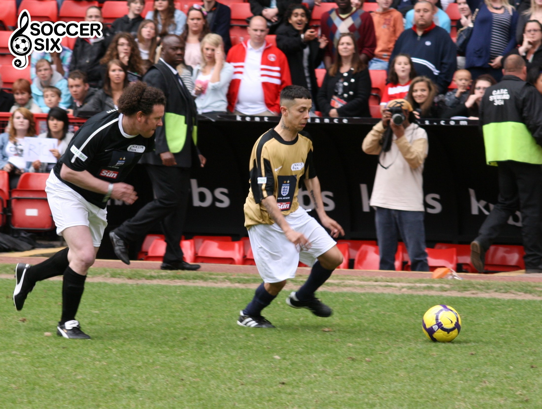 MAFF BROWN CHASES DAPPY