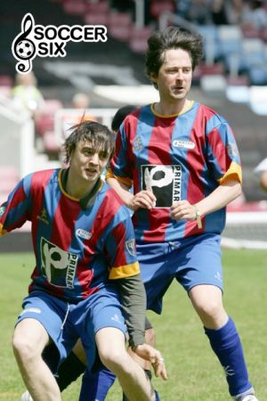 ANDY BOYD & PETE DOHERTY