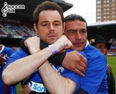 DANNY DYER HAMMERS