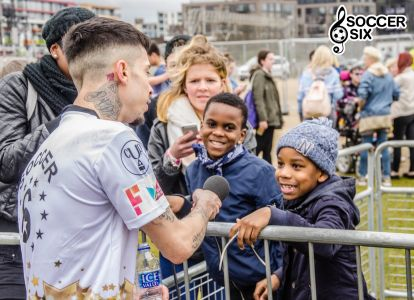 FANS INTERVIEWED BY DAPPY