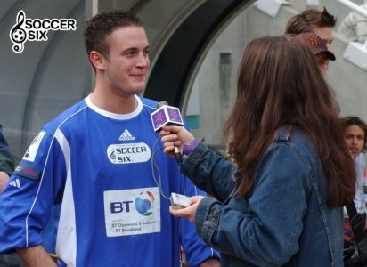 GARY LUCY INTERVIEW