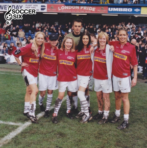 GIRLS TEAM & JAMIE THEAKSTON
