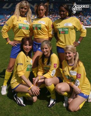 GIRLS YELLOW TEAM