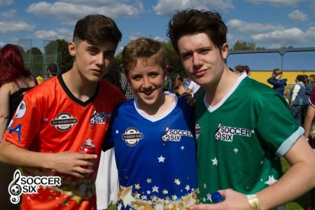 JACK SIMS, HENRY GALLAGHER, RYAN LAWRIE