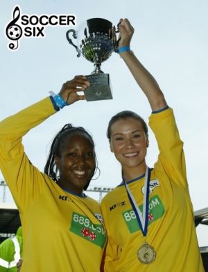 JESSICA TAYLOR & ANGELICA BELL TROPHY