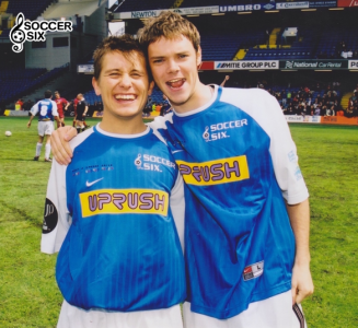 JOE ABSOLOM & MARK OWEN