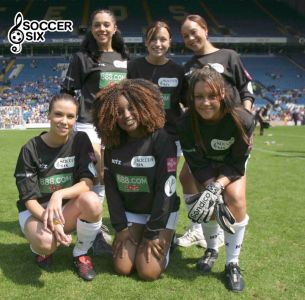 LIBERTY X GIRLS - TEAM BLACK