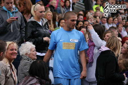 MAX GEORGE & FANS