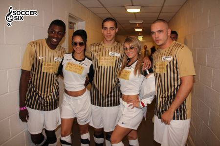 NDUBZ & WATERLOO ROAD PLAYERS