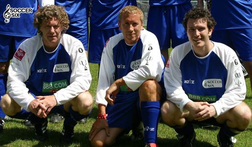 NICK MORAN, PAUL HARDCASTLE, TONY WOODCOCK