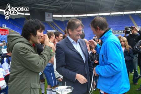 NOEL FIELDING, JOHN MADEJSKI, LEE SHARPE