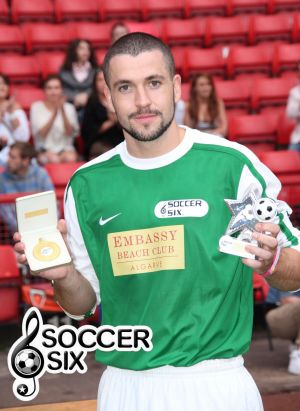 SHAYNE WARD WINS