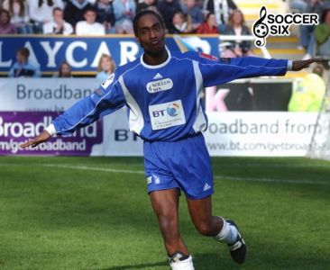 SIMON WEBBE CELEBRATES