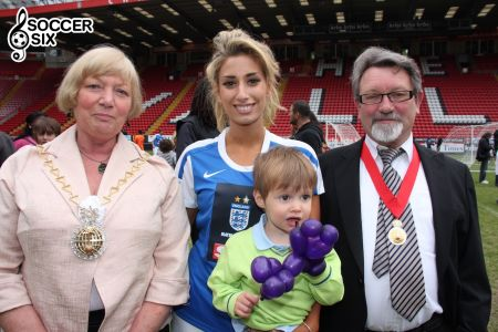 STACEY SOLOMON & MAYORS