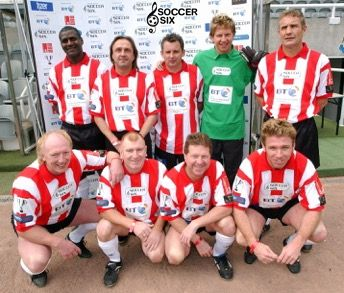 SUNDERLAND LEGENDS SQUAD